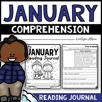 January Reading Comprehension Passages - Journal