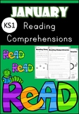 January Reading Comprehensions