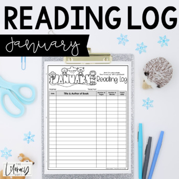 Reading Log {January}