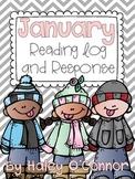 January Reading Printables