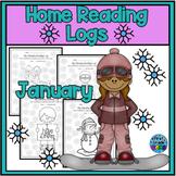 January Reading Logs