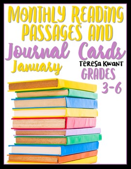 January Reading Passages