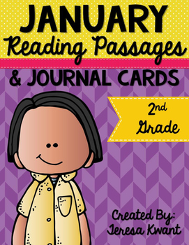 January Reading Passages 2nd Grade