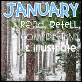 January Reading Passages and Comprehension Questions