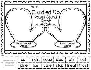 Ready, Set, Print: January Math and Literacy Printables