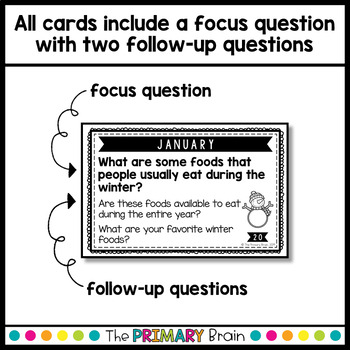 January Reflection Prompt Cards