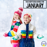 January Resources EVERYTHING Bundle: 18 Resources