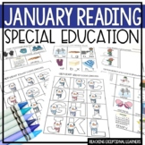January SPED Reading Adapted Binder