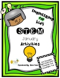 January STEM Activities