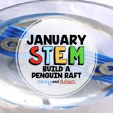 January Winter STEM Activity: Build a Penguin Raft