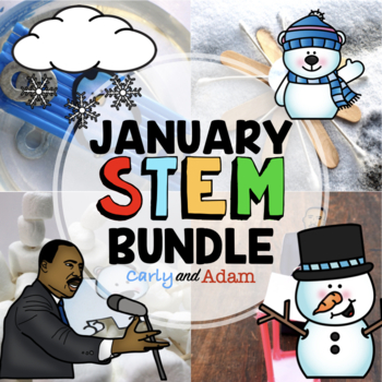January STEM Bundle