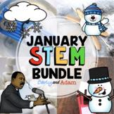 January STEM Activity Bundle - NGSS Aligned