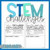 January / STEM Challenges