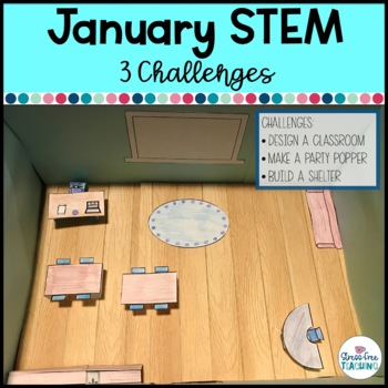 January STEM Challenges