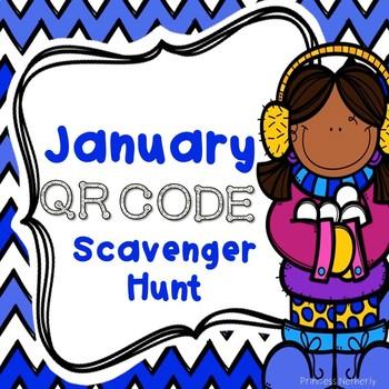 January Scavenger Hunt