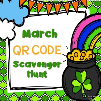March Scavenger Hunt