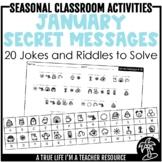 January Secret Messages
