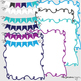 January Seller Kit {Clipart, Papers, Buntings, Frames}