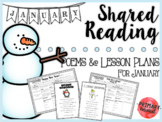 January Shared Reading: Poems and Lesson Plans