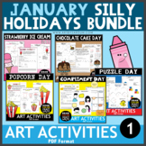 January Silly Holidays Bundle #1