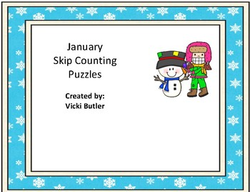 January Skip Counting