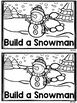 January Snow Emergent Readers {Kindergarten}