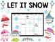 January Snowmen - BeBe Bulletin Boards, Class Decor Set, Winter, Snowman