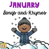 January: Songs & Rhymes