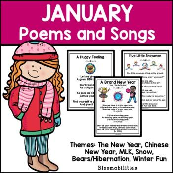 january songs poems bloomabilities teachers pay teachers