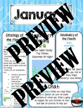 January Speech Newsletter