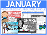 January: Speech/Language Bundle