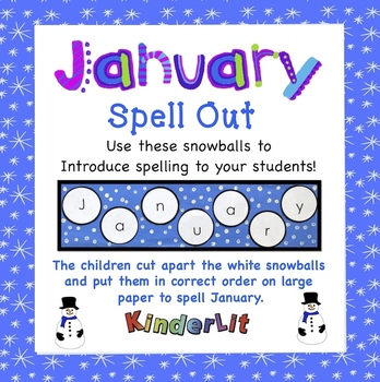 January Spell Out