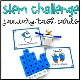 January Stem Challenge Using LEGO Bricks