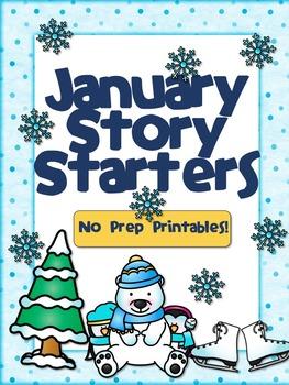 January Story Starters