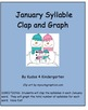 January Syllable Clap and Graph