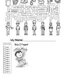 "January ""Take It Home"" No Prep Book (First Grade) - FREE -"