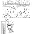 "January ""Take It Home"" No Prep Book (Kindergarten) - FREE"
