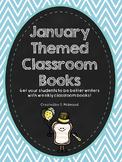 January Themed Classroom Books