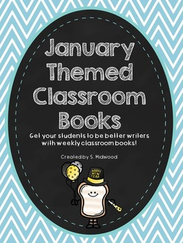January Themed Classroom Books