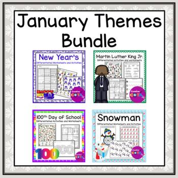 January Themes Bundle