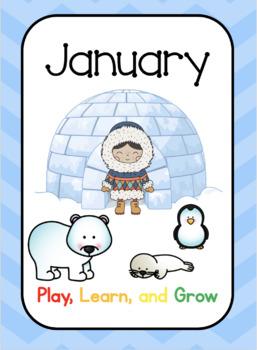 January Tot Curriculum