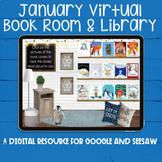 January Virtual Book Room/Digital Library