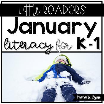 January Whole Group Literacy