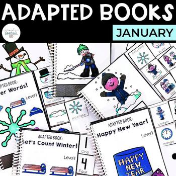 January: Winter Adapted Book Bundle