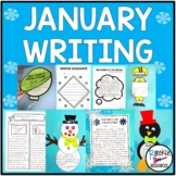 January Winter Writing Bundle