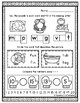 January/Winter Morning Work or Homework for Kindergarten SAMPLE