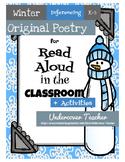 Winter Poetry Unit & Inferencing Activities (NO PREP)