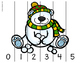 January (Winter) Puzzles- 0-100 and Skip Counting
