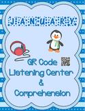 January: Winter QR Code Listening Center w/ Comprehension