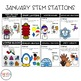 January Winter STEM Activities